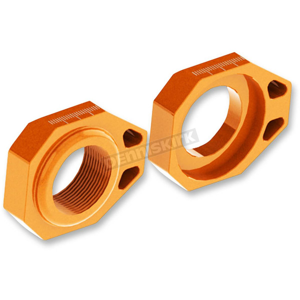Scar Orange Axle Block - AB503