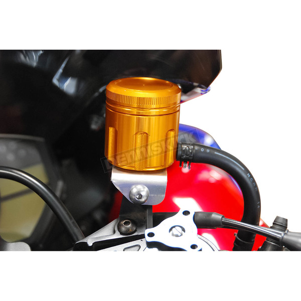 Powerstands Racing Gold GP Front Brake Reservoir - 05-01800-23