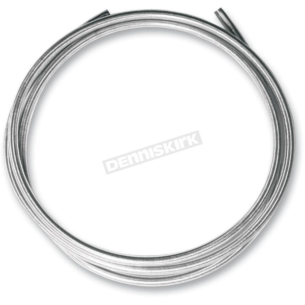 Magnum Custom Sterling Chromite II Designer Series BYO 12 Ft. Coated (-3) Stainless Steel Steel Brake Line - 395012A