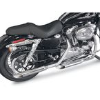1-3/4 in. Slash Out M Pipe Exhaust System - PHD-160SS