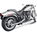 Turnout Slip-On Mufflers - MHD-239TO