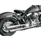 Slash-Cut Slip-On Replacement Mufflers - MHD-239SS