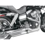 Slash-Down Slip-On Mufflers - 1801-0283