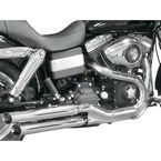 Baloney-Cut Slip-On Mufflers - MHD-249SS