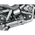 Slash-Out Slip-On Mufflers - 1801-0285