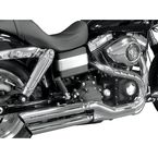 Slash-Down Slip-On Mufflers - MHD-249SD