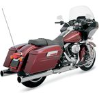 Super Saver 4 in. Straight-Cut Slip-On Mufflers - 18010349