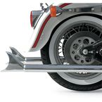 Longtail 33 in. Slip-On Mufflers w/Baffles  - S-258