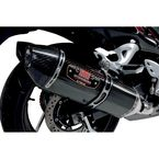 R-77 Slip-On Mufflers - Carbon Muffler - 1121202