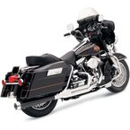 Optional Heat Shields for Road Rage 2 into 1  Systems - HS-FLH-637CL