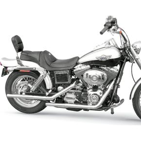 Cycle Shack 1-3/4 in. Straight-Cut Drag Pipe Exhaust System - PHD-133S