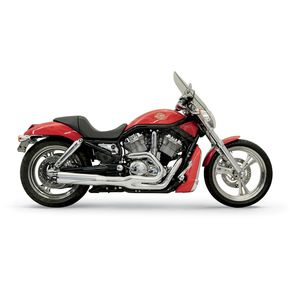 Bassani Chrome Road Rage II B1 Power Exhaust System - 1V18R