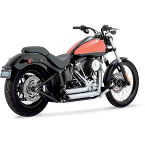 Vance & Hines Shortshots Staggered Exhaust - 17225