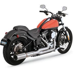 Vance & Hines Stainless Hi-Output 2 into 1 Exhaust System - 27521