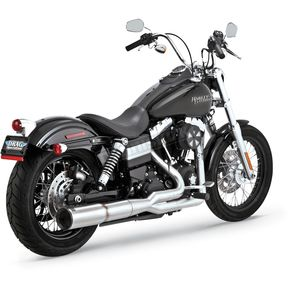 Vance & Hines Stainless Hi-Output 2 into 1 Exhaust System - 27523