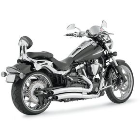 Vance & Hines Big Radius 2-Into-2 Exhaust System - 26501