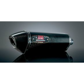 Yoshimura Carbon R77 Slip-On Muffler - 19350E0220