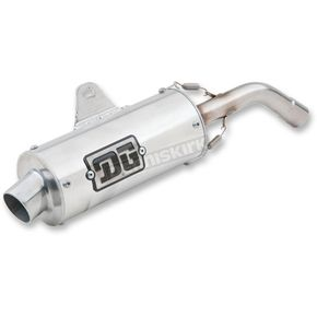 DG Aluminum R-Series Slip-On Muffler  - 14-2122