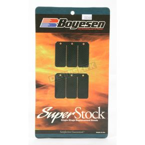 Boyesen Super Stock Carbon Reeds - SSC-102