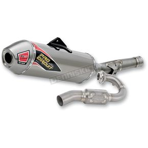 Pro Circuit Ti-5 4-Stroke Race System with Titanium End Cap - 0351235E