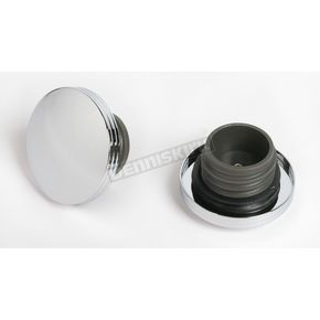 V-Factor Dome Style Gas Caps -  3/8 in. Grooved Edge  - 80078