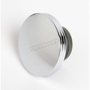 V-Factor Vented Dome Style Gas Cap - 3/8 in. Grooved Edge - 80079