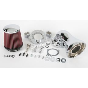 Arlen Ness 90 Degree Air Filter Kit for 113 Inch and Under S&S Motors - 18-489