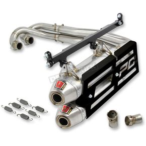 Pro Circuit Stainless T5 Dual Exhaust System - 5671390G
