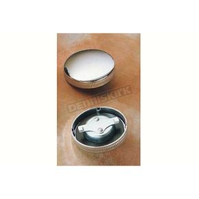 Drag Specialties Original Style Gas Cap without Vent - DS-390194
