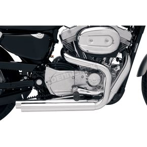 Bassani Optional Heat Shields for Pro-Street Systems - HS-XL4-3215M
