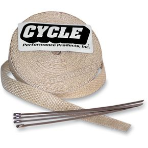 Natural Exhaust Pipe Wrap - CPP/9045