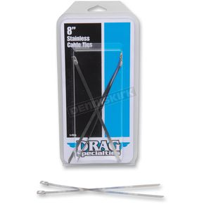 8 in. Stainless Steel Cable Ties - 1861-0671