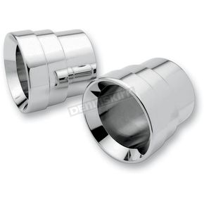 Cobra Straight Billet Exhaust Tip - PT-1000P