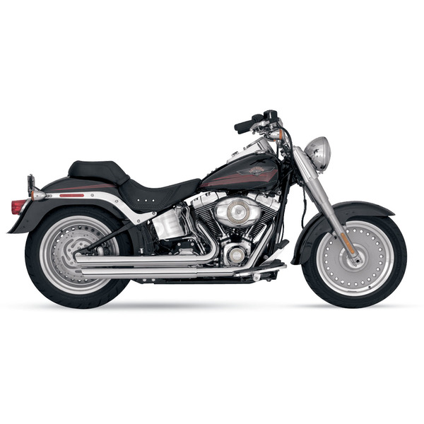 Vance & Hines Q-Series Double Barrel Exhaust - 18001