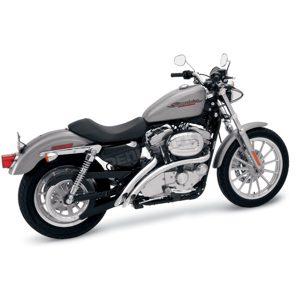 Bassani Chrome Radial Sweepers - XL4-FF12CL