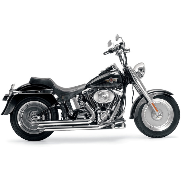 Samson Chrome Legend Series Boloney Cut Exhaust System - S2-930