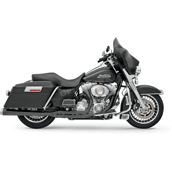 Bassani Road Rage 2-into-1 System - FLH-737B