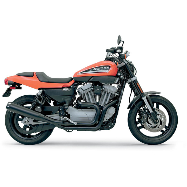 Bassani Road Rage 2-Into-1 System With B1 Muffler - 1XR8R
