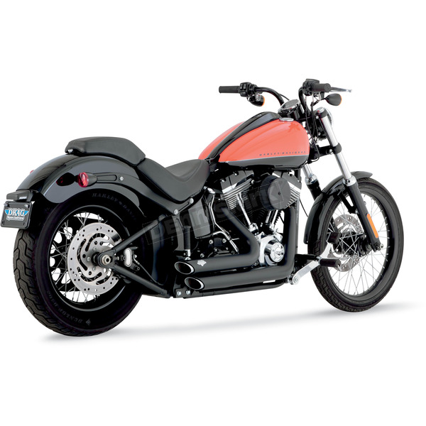 Vance & Hines Shortshots Staggered Exhaust - 47225