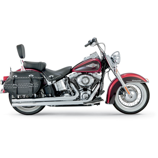 Vance & Hines Long Big Shot Exhaust System - 17823
