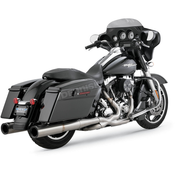 Vance & Hines Stainless Steel Hi-Output Duals - 26457