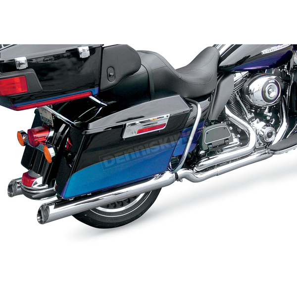 Cycle Shack 3-1/2 in. Slash Up Mufflers for 1-3/4 in. Header System - MHC-350SU