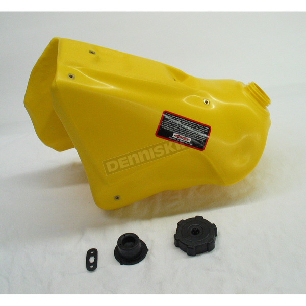IMS Large Capacity Gas Tank/Yellow -