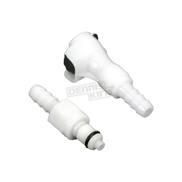 Motion Pro Quick Disconnect Coupling-Dual-1/4 in. - 12-0037
