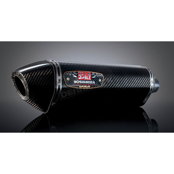 Yoshimura R-77 Stainless Exhaust System - 1220000220