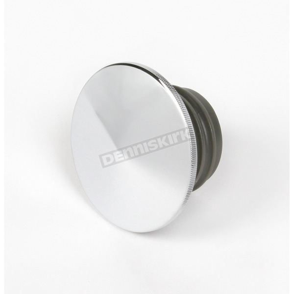 V-Factor Vented Point Style Gas Cap - 1/8 in. Thick Knurled Edge  - 80081