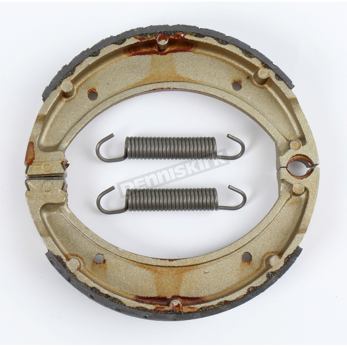 EBC Grooved Brake Shoes 801G