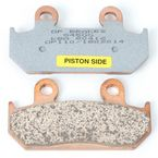 Sintered Metal Brake Pads - DP110