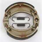 Asbestos Free Sintered Metal Brake Shoes - 9111