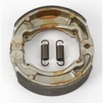 Asbestos Free Sintered Metal Brake Shoes - 9113